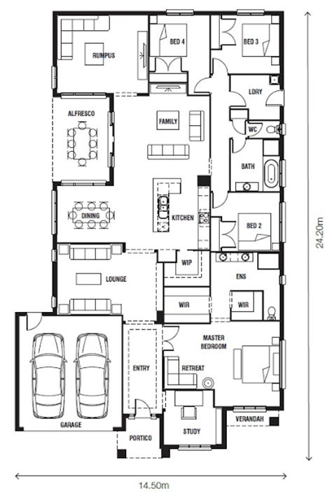 best porter davis floor plans images flooring area