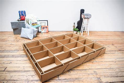 cardboard bed frame layla sleep is a true bed in a box that comes complete