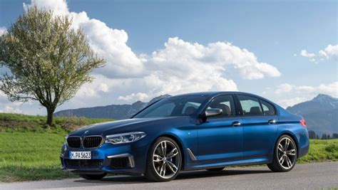 Bmw New 5 Series 2020 by 2020 Bmw 5 Series Car Review Car Review