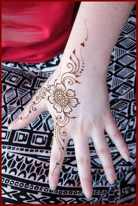 simple henna tattoo step by step mehndi designs step by step with new accent domseksa