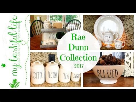 rae dunn collection rae dunn collection tour youtube