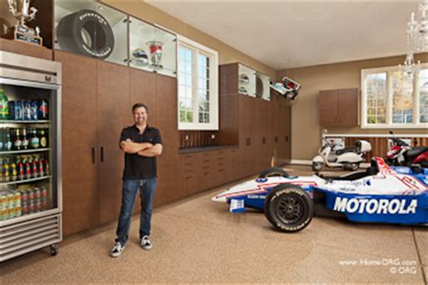 Garages Looking For Apprentices garage makeover apprentice indycar owner
