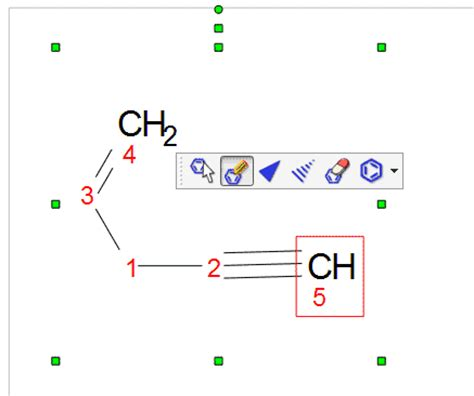 Molecule Drawer by Molecule Draw Program Rutornature