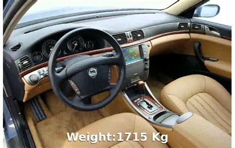 Lancia Thesis Interior 2005 Lancia Thesis Pictures Information And Specs