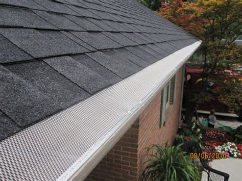 looking for something to clean gutters gutter protection