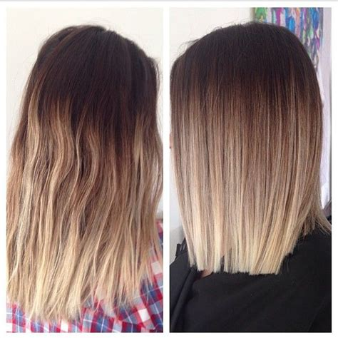 shoulder length ombre balayage balayage ombre on shoulder length hair