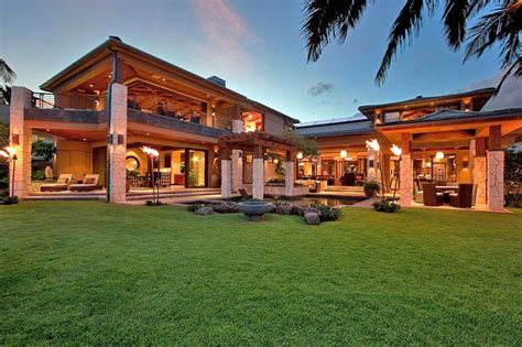 Banyan Estate Luxury Vacation Homes Inc Luxury Homes Oahu