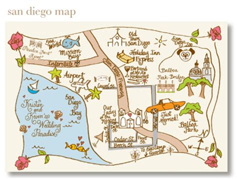 how to draw a map maps for wedding guests tell your guests where