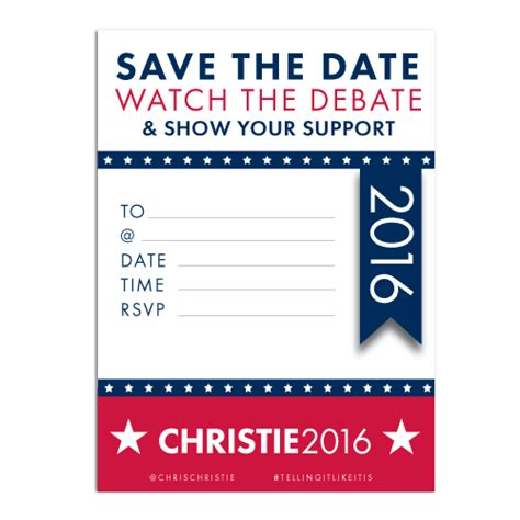 debate evidence card template debate downloadables chris christie for