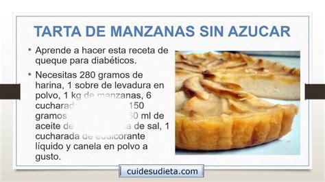 youtube cocina postres recetas para diabeticos 3 dulces postres youtube