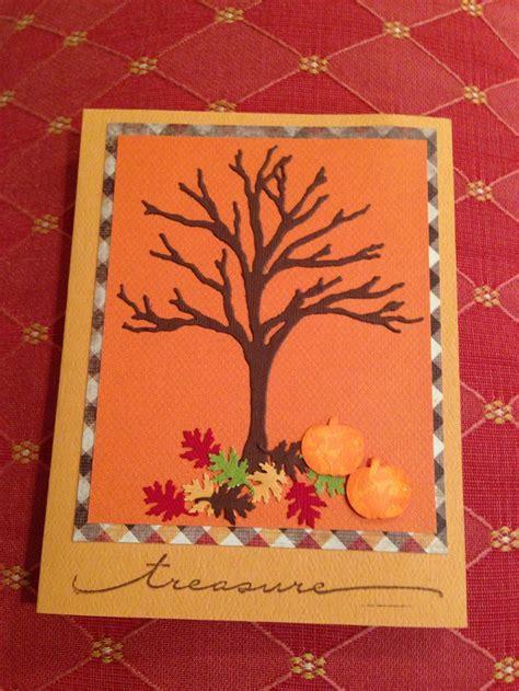 Handmade Thanksgiving Card Ideas - 25 unique handmade thanksgiving cards ideas on