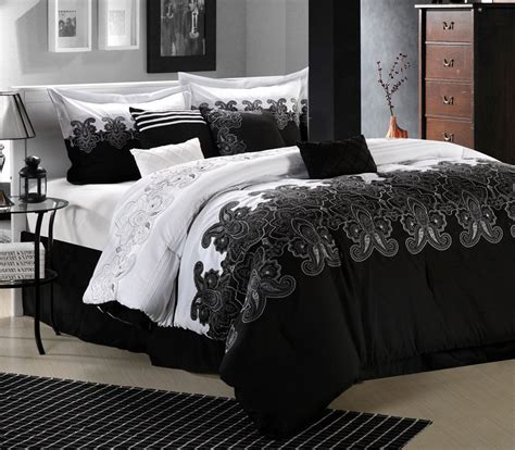 black and white bedroom curtains black white bedroom designs dark grey pinted wall white