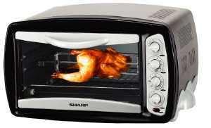 Kompor Listrik Sharp memilih oven untuk pemula cakefever