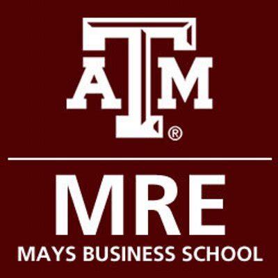 Mays Mba Application by Mre Program Tamu Tamumre
