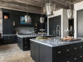 Rustic Black Kitchen Cabinets by Black Rustic Kitchen Cabinets Rustic Bathroom Rustic