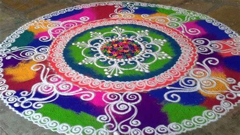 rangoli themes for sankranthi rangoli designs for competition for sankranthi youtube