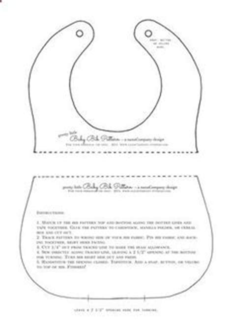 free pattern adult bibs printable 1000 ideas about baby bibs patterns on pinterest bib
