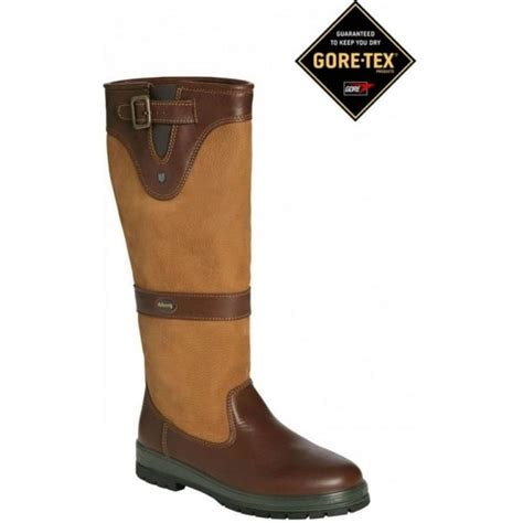 County Boots Brown dubarry tipperary country boot womens dubarry boots