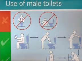 How To Use Western Toilet With Shower Toilet Paper And Bathrooms In India Going To The Loo The