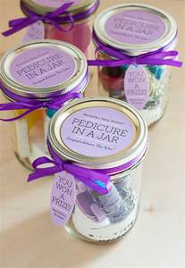 Pedicure Favors 26 and unique summer bridal shower ideas styles weekly