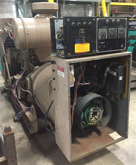 200kw cummins emergency generator 500fdf