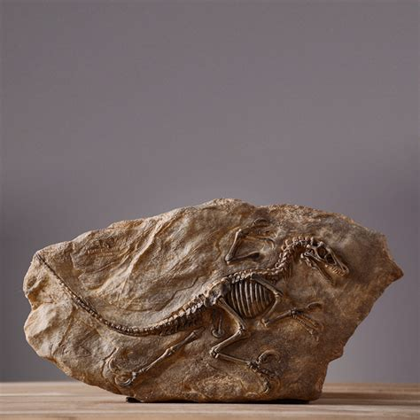 dinosaur home decor aliexpress buy resin simulation dinosaur fossil creative made home furnishing decor