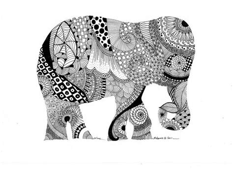 doodle elephant pin by aleisha eadon on secondary