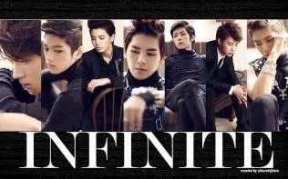Infinity K Pop Infinite Wallpaper Infinite Wallpaper 32421287 Fanpop