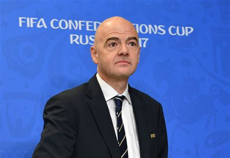 fifa president fifacom fifa president gianni infantino insists criticised var is