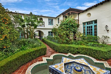spanish revival for 1 65m a condo in historic spanish revival courtyard