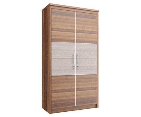Lemari Kayu Panel jual wardrobe lemari pakaian 2 pintu ar 2100 harga murah