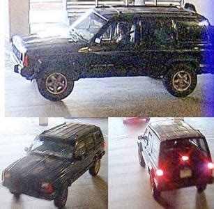 jeep driving away arrested in shooting of dallas dentist ny