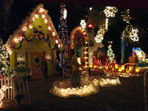 Tucson S Winterhaven Festival Of Lights Winterhaven Tucson Lights