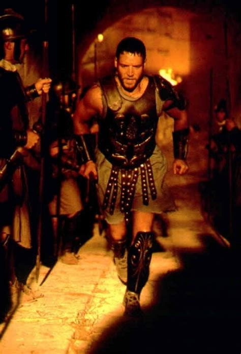 gladiator film images quotes from russell crowe gladiator quotesgram