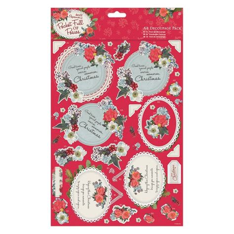 Decoupage Sets - clearance decoupage sets scrapbooking paper card