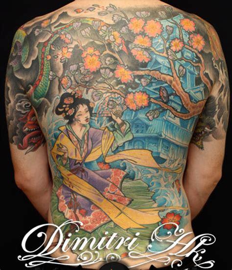 dossier tatouage les tatouages de style asiatique
