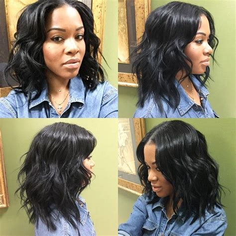 bob hairstyle with part down the middle 25 best ideas about middle part bob on pinterest middle