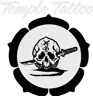tattoo temple logo boss tattoo tatoueur la rochelle