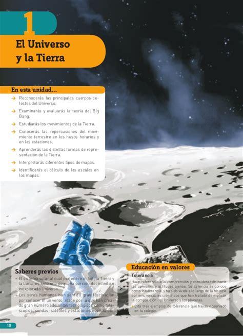 1 El Universo Y La Tierra Ciencias Sociales 5 | 010 035 se ciencias sociales 6 und 1 el universo y la tierra