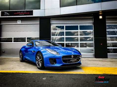 Jaguar Auto Trader South Africa by Jaguar F Type 2 0 Litre An Everyday F Type Auto Trader
