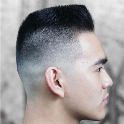 modern flat top haircut with flat top haircuts flat top haircut kids long high
