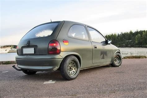 opel rat pin by skelectory on rat cars pinterest opel corsa
