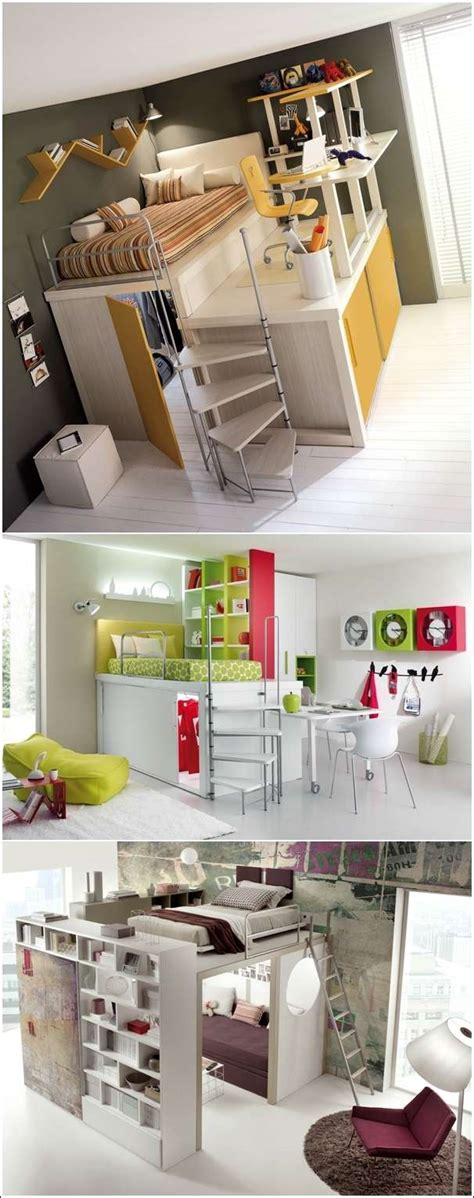 cool beds for small rooms 5 amazing space saving ideas for small bedrooms