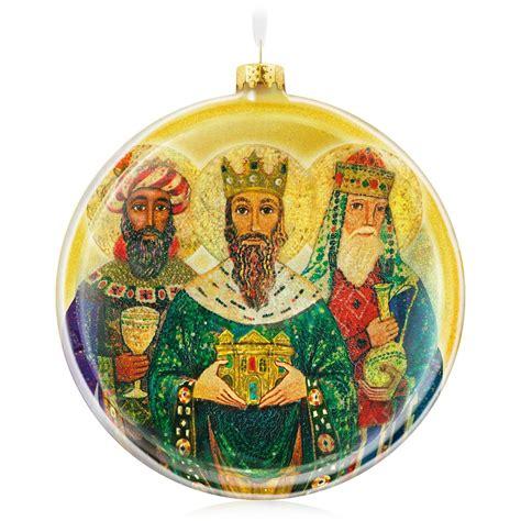 hallmark keepsake ornaments 2015 los tres reyes magos hallmark keepsake ornament
