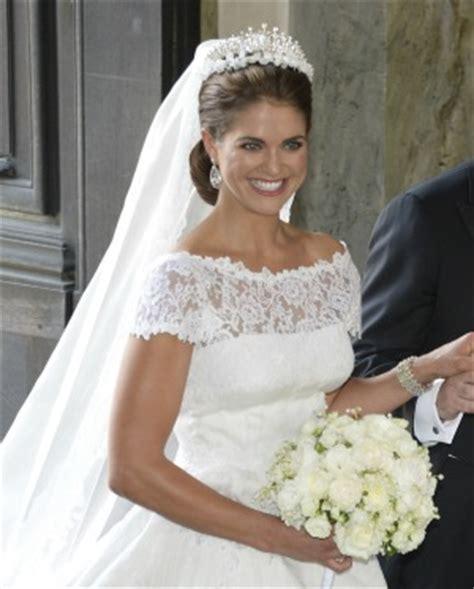 Prinzessin Madeleine Hochzeitsfrisur by Princess Madeleine Of Sweden Is