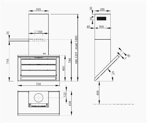 Hauteur D Installation D Une Hotte Aspirante 3351 by Mthodes De Calculs Des Dbits En Cuisines Pro 36 Air