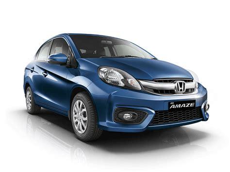 honda amaze honda amaze s cvt petrol price specifications review