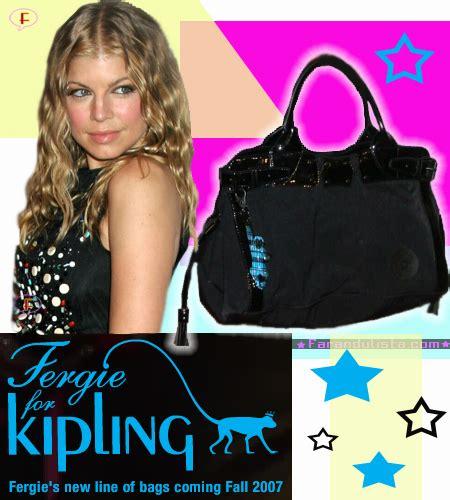 The Fergie Kipling Purse The Launch by Lanzamiento De Fergie For Kipling Farandulista