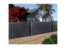 saphir clôture de jardin en pvc kit panneau achat