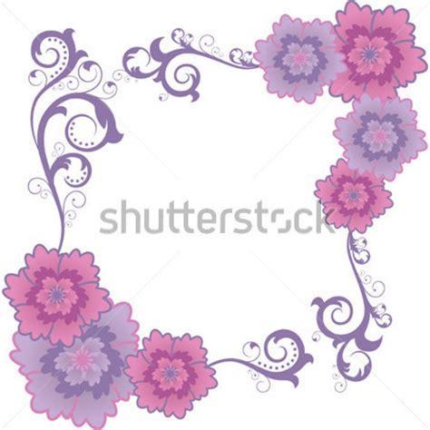 imagenes vintage lila fondo con flores abstractas de color lilas y rosas y lilas